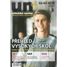 Справочник чешского абитуриента 2020