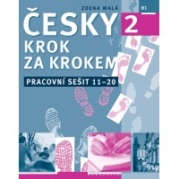 Чешский шаг за шагом 2 - Рабочая тетрадь к лекциям №11-20