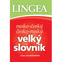 Большой русско-чешский и чешско-русский словарь